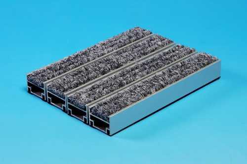 铝合金防尘地垫-2